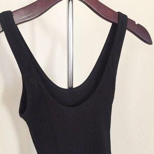 Aritzia Tops - Aritzia Ribbed Bodysuit.
